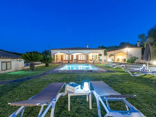 3 bedroom Villa in Petra, Balearic Islands, Spain : ref 5505131
