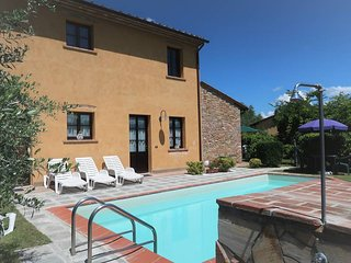 3 bedroom Villa in Montaione, Tuscany, Italy - 5446777