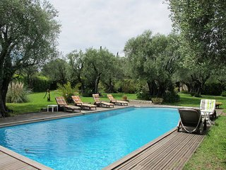 4 bedroom Villa in Sophia Antipolis, Provence-Alpes-Cote d'Azur, France : ref 55