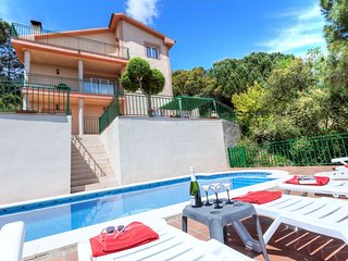 4 bedroom Villa in Sant Eloi, Catalonia, Spain : ref 5518872