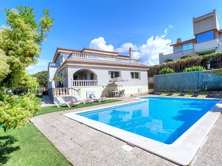 6 bedroom Villa in Lloret de Mar, Catalonia, Spain : ref 5544159