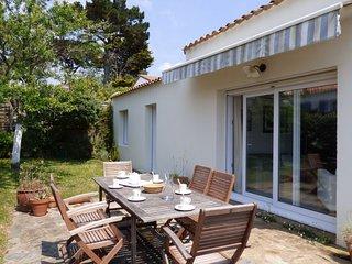 2 bedroom Villa in Pornic, Pays de la Loire, France : ref 5046663