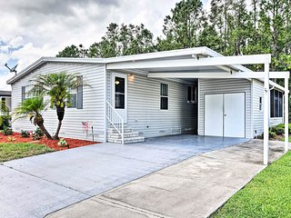 Lakeland Home - Golf, Pool, 40 Min to Disney