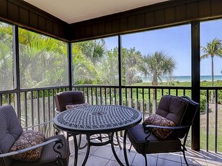 Tanglewood 1A: Spectacular Gulf Front Condo on a Quiet Street Near East End!