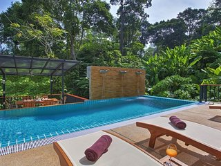 Patong 13 Bedroom Villa in Phuket, Sleeps 26 by HVT