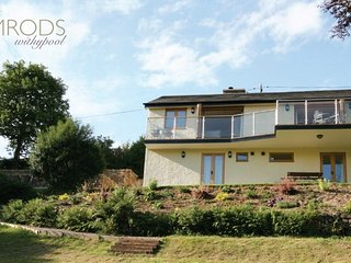Ormrods, Withypool - Modern cottage with stunning views in Withypool - sleeps 6