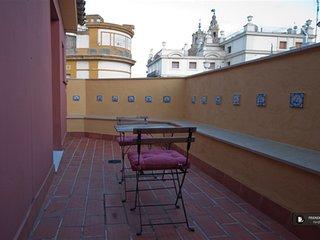 Lovely 2 bedroom Apartment in Seville  (FC7588)