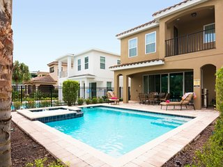 Reunion Must See! NEW 5BR/GameRoom&PrivPool/Views
