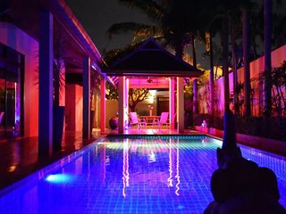 Pool Villa in Soi Wat Boon in Jomtien, Pattaya