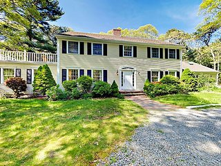 Huge 4BR Old Post Landing Colonial w/ Fenced Yard – Near Prince Cove Marina!