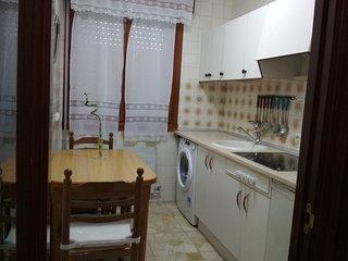 Apartamento en el centro de Oviedo con cochera