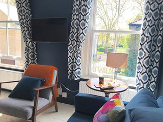 A boutique, luxury stay in central Cambridge