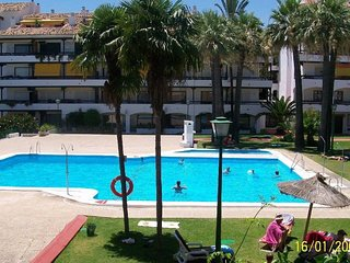 Immaculate New Studio 250 meters from the Sea!