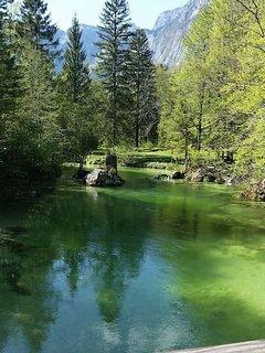 bohinj lake (ukanc)
