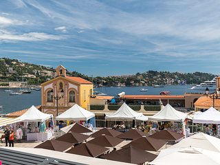 Modern Sea view apartment in Villefranche-sur-mer