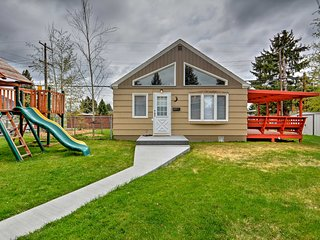 NEW! Modern Butte Garden Cottage 10 Min to Uptown!
