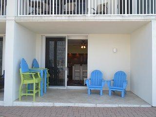 SeaSpray Perdido Key Unit No. 113 - Beautiful 1 Bedroom Poolside Unit On River