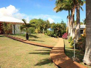 L'Or des Caraïbes - Location de gîtes / villa Hibiscus