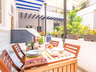S1 Maricel - Next to San Sebastian Beach Sitges - Tourist Apartments in Sitges,