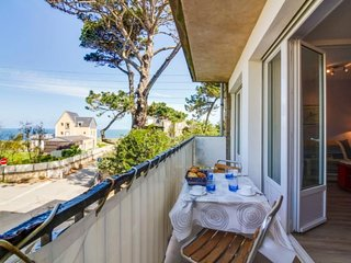 Rental Apartment Dinard, 1 bedroom, 4 persons