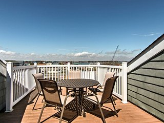 NEW! Breezy Condo Steps from Ocean City Boardwalk!