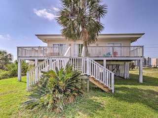 NEW! Waterfront Gulf Shores Home w/ Dock & Deck!