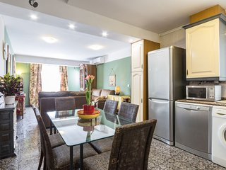 4 bedroom Apartment in Nazaret, Valencia, Spain : ref 5456929