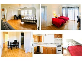B/3B1B -Whole Unit near SFO, walk to CalTrain/BART