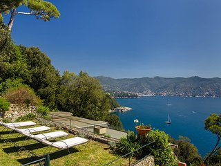 Villa Eden - Wonderful villa with garden and terrace in Paraggi