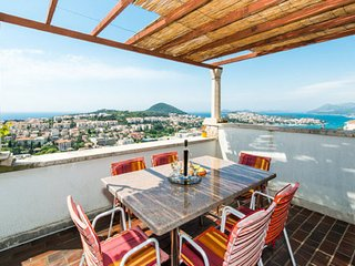 Apartment 386 m from the center of Dubrovnik with Internet, Air conditioning, Ba