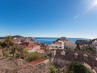 Bedroom in the center of Dubrovnik with Internet, Air conditioning, Terrace (990