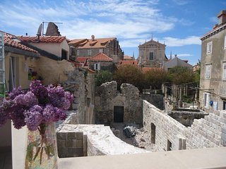 Studio apartment in the center of Dubrovnik with Internet, Air conditioning, Bal