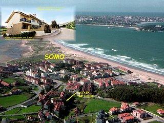 Entre el MAR y la MONTANA!! Reformada este ano!! 5 min.playa  a 20 min.Santander
