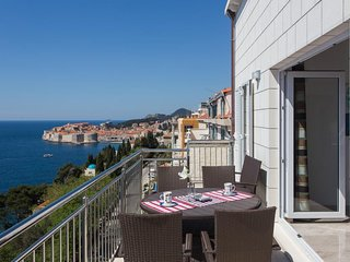 Apartment 418 m from the center of Dubrovnik with Internet, Air conditioning, Pa