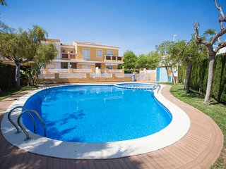 3 bedroom Villa in Alcossebre, Valencia, Spain : ref 5044301