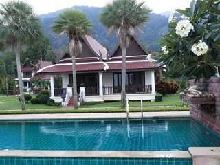 Garden Villa 3 bedroom oceanfront with private pool
