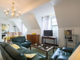 2 bedroom Apartment in Saint-Malo, Brittany, France - 5052186