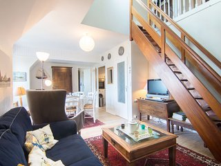 4 bedroom Apartment in Saint-Malo, Brittany, France - 5061327