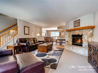 Exquisitely Adorned Townhome Situated on Mountain Stream - Unbeatable Views!