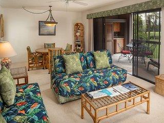 Lush View in Sunny Kona-Keauhou! Kitchen Ease, Lanai, Laundry, WiFi, TV Kanaloa
