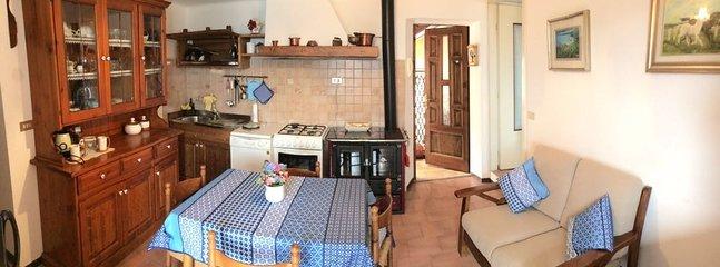 The kitchen