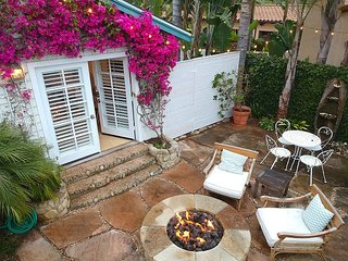 Charming Studio Bungalow Near Butterfly Beach, 4 Miles to Santa Barbara