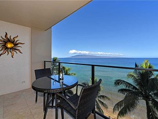 A true gem of the Westside with Amazing Ocean Views  Mahana Resort #813