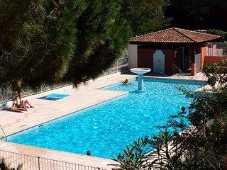 Studio avec piscine - Fréjus
