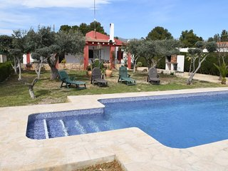 4 bedroom Villa in Calafat, Catalonia, Spain : ref 5629355