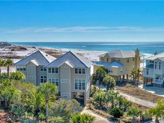 Grayton Beach 'Oasis - West Duplex' 87 Gulf Shore Dr