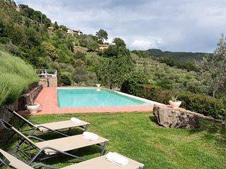 7 bedroom Villa in Torreone, Tuscany, Italy : ref 5505099
