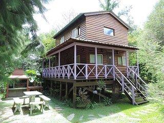Cabanas el Molino  - Cabana Naranjo - tranquilidad en plena naturaleza