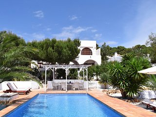 5 bedroom Villa in Cala Bassa, Balearic Islands, Spain : ref 5629547