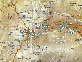 MALAUCENE-MT-VENTOUX - Au coeur du village médiéval, 28m2 pour 2.